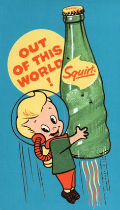 Squirt... I miss the original one, it cut the phlegm in the throat and helped my asthma...