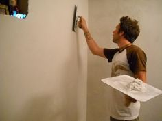 How To Skim Coat A Wall Skim Coating Removable Wallpaper Decorating Kids Rooms Boys