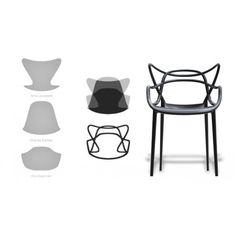 Chaise Master Philippe Starck
