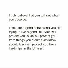 Allah always protects us. Wel Neam Be Allah