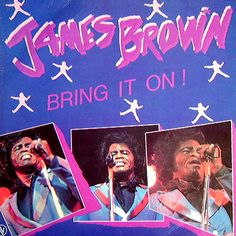 James Brown Bring It On – Knick Knack Records