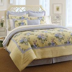 Beddingstyle: Laura Ashley Caroline