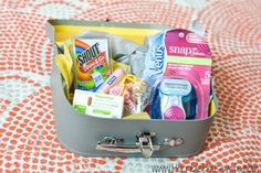 Marriage survival kit- Funny items for the bride