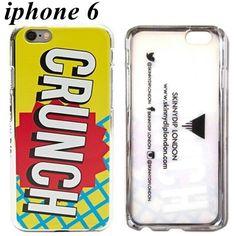 英国デザイン! イエロークランチ iphone6ケース 海外ブランド コーデの画像   海外セレブ愛用 ファッション iphoneケース 5s iphone6…