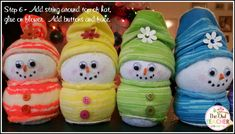 Create easy DIY sock snowmen this year as your holiday craft in your classroom for an inexpensive and engaging gift to parents!