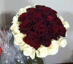 I love this bouquet!  CES great job!