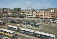 Vrije vertaling van station Arnhem jaren 80 Operation Market Garden, Central Station, The Province, Live In The Now, Utrecht, New Zealand, Holland, Dutch, Street View