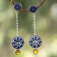 Two Blue Suns from @NOVICA, They help #artisans succeed worldwide. $130.49