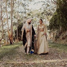 20 Best Dressed Grooms In Sabyasachi Outfits! Sikh Wedding, Punjabi Wedding, Wedding Attire, Wedding Couples, Punjabi Bride, Farm Wedding, Boho Wedding, Wedding Reception, Indian Bridal Outfits
