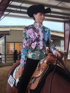 Sarah Finkel at Gold-N-Grand http://www.lacollezionedianna.com/posts/186-sarah-finkel-at-gold-n-grand