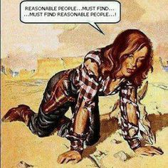 ...must find reasonable people...