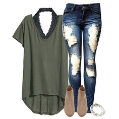 A fashion look from March 2016 featuring H&M t-shirts, Free People bras and Witchery ankle booties. Browse and shop related looks.