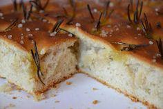 Focaccia - receta de Lorraine Pascal