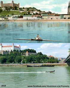Bratislava, Times, Retro, Photography, Art, Paisajes, Photos, Craft Art, Fotografie
