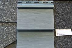 Pacific Blue Vinyl Siding By Certainteed Siding