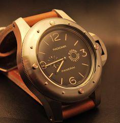 Пожалуй, лучшие мужские часы на свете это Officine Panerai | Просто Интересно