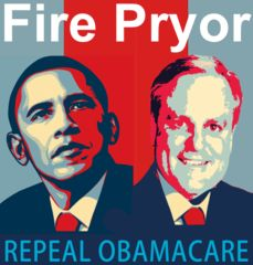 Mark Pryor — Repeal Obamacare or Resign (Don't Worry, You'll Still Keep Your Pension) Mark Pryor, Tom Cotton, Don't Worry, No Worries, Fictional Characters, Fantasy Characters