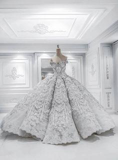 Jacy Kay 2016 Spring Bridal Collection – The FashionBrides Dream Wedding Dresses, Bridal Dresses, Prom Dresses, Gown Wedding, Couture Wedding Dresses, Expensive Wedding Dress, Lace Prom Gown, Bling Wedding, Crystal Wedding