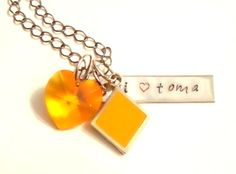 Toma Necklace