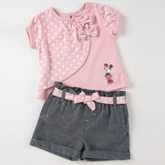 Cute Little Girls Outfits, Boys Summer Outfits, Boy Outfits, Disney Baby Clothes, Cute Baby Clothes, Doll Clothes, Kids Dress Wear, Baby Dress, Little Girl Dresses