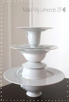 How to do a cheap, yet elegant, cupcake tray!