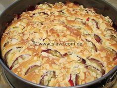 Saftiger Ruck-Zuck Pflaumenkuchen