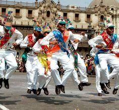 Afroperuano es un término que designa a la cultura de los descendientes de las diversas etnias africanas que, llegaron al Perú durante la colonia, logrando una uniformidad cultural.