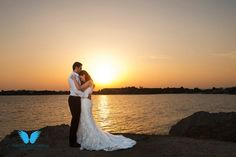 Athens wedding is magical. Santorini is famous for the sunset, but Athens is also beautiful, as you can see. This is the sunset view from Athens, Greece. Wedding photography by www.elenidona.com Wedding design by www.weddingingreece.com