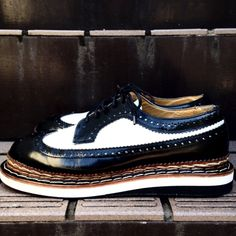 SAVOIA 005:Dr.martens BUHI Custom shoes