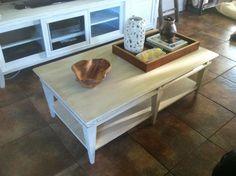 Swenson coffee table mod.  50L x 28W x 18H.