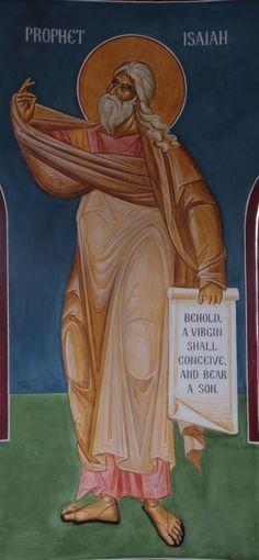 St. Prophet Isaiah