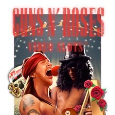Play the New Guns n' Roses Slot at Energy Casino