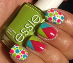 Nail Art, Nail Designs, Nail Trends, Fun French, French Manicure | NailIt! Magazine