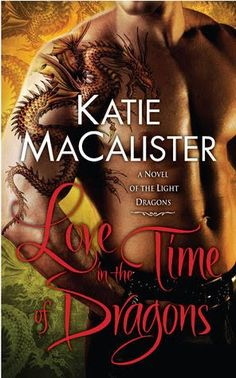 Katie MacAlister Dragon books ... love a good book with romance and some steamy sex scenes :)