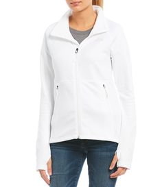 Shop for The North Face Canyonlands Fleece Lined Jacket at Dillard's. Visit Dillard's to find clothing, accessories, shoes, cosmetics & more. The Style of Your Life. Ski Fashion, Winter Fashion, Sporty Fashion, Fashion Women, North Face Women, The North Face, Middle Eastern Fashion, Line Jackets, Women's Jackets