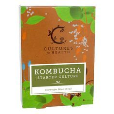 Kombucha Starter Culture