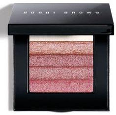 Bobbi Brown Rose Shimmer Brick.. WAY BETTER than MAC.. personal opin