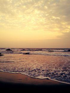 Vagator Beach, Goa, India.  check {✓}  pic- May 2013