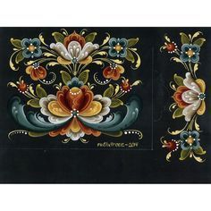 Image result for ruth green rosemaling