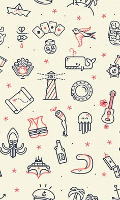 Iconography The Pattern library Pattern Library, Pattern Art, Pattern Design, Retro Pattern, Textures Patterns, Print Patterns, Icon Design, Design Art, Sketch Note