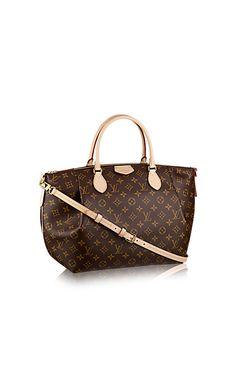 Discover Louis Vuitton Turenne GM via Louis Vuitton