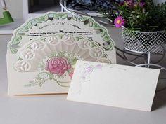 Lovely Wedding Invitatios
