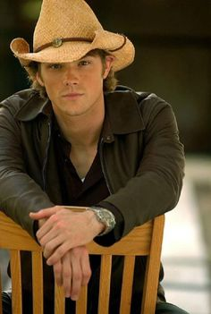 Supernatural's Jared Padalecki- would love to meet him, have seen every episode of the current 9 seasons.