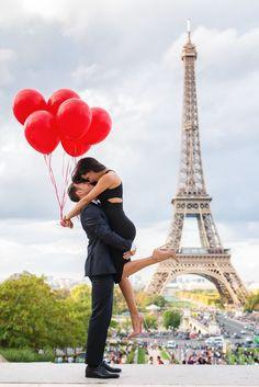 Paris photographer portfolio engagement and proposal