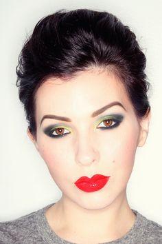 Makeup Monday: Glam Rock