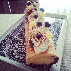 #leivojakoristele #kääretorttuhaaste Kiitos @espelispi