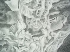 The Building of oppress Drawing pencil (detail) Pencil Drawings, Art Drawings, Detail, Building, Painting, Buildings, Painting Art, Paintings, Painted Canvas