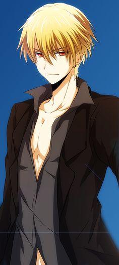 Fuwa Seiya (OC) (/Fate/Zero | Gilgamesh)