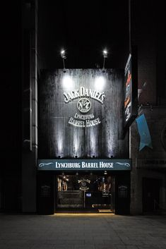 STAR/有限会社エスティエイアール  PROJECT: JACK DANIEL'S Lynchburg Barrel House / 外観