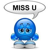 Miss U Smiley Do you miss someone? This smiley is sad and wishes you were nearby! Send this smiley i Funny Emoticons, Funny Emoji, Smileys, Symbols Emoticons, Love Smiley, Emoji Love, I Miss You Emoji, Miss You Funny, Smiley Emoji